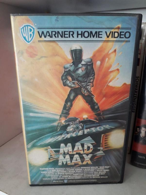 Uma página para quem tem saudade do VHS