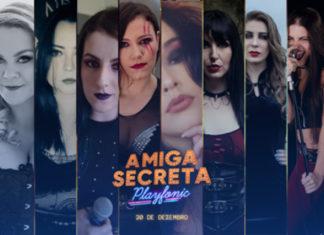 Amiga Secreta: desafio de mulheres do metal