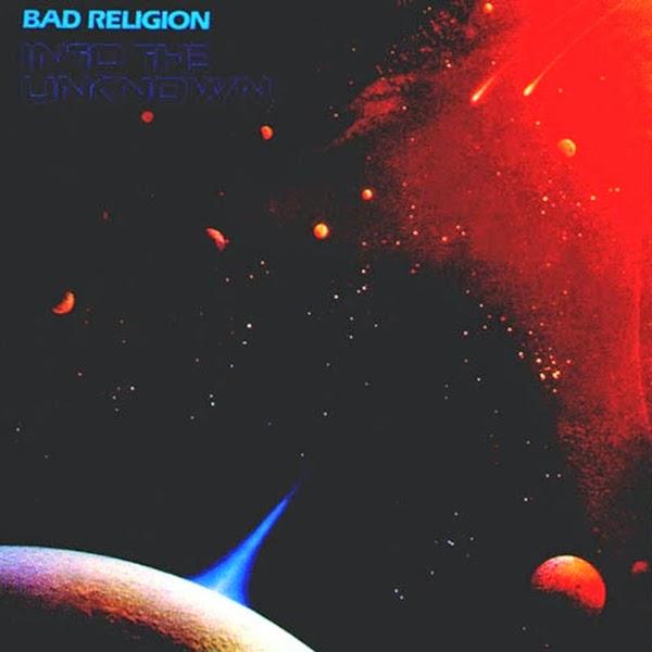 """Discos da discórdia 4: Bad Religion, com """"Into the unknown"""""""