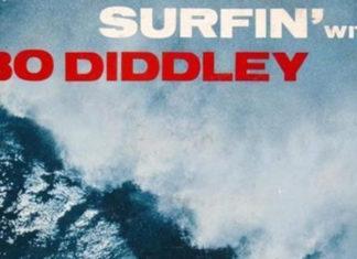 Pegando uma onda maneira com Bo Diddley
