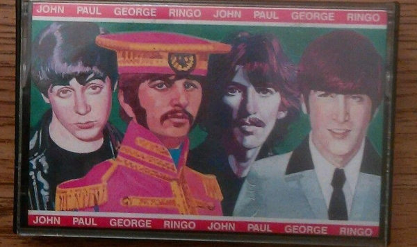 Vai um latão aí? E fitinha dos Beatles?