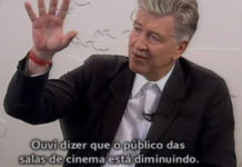 Ih, teve David Lynch no Roda Viva em 2008