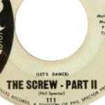 """""""(Let's dance) The screw"""", uma canção bem esquisita de Phil Spector"""