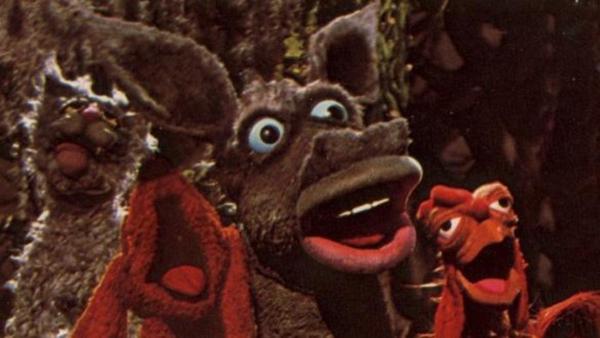 Muppets em clima de Os Saltimbancos