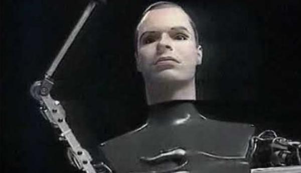 No tempo que Fernando Abrantes tocava no Kraftwerk