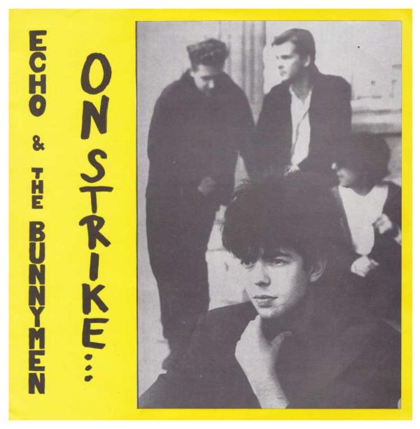 """On Strike: o pirata """"imaginário"""" do Echo & The Bunnymen"""