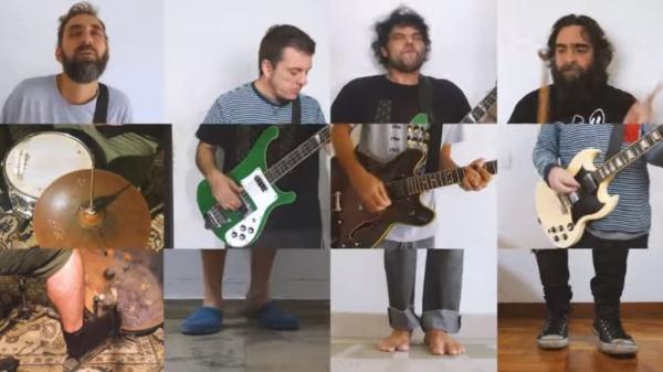 """POP FANTASMA apresenta Melvin & Os Inoxidáveis, """"Remédios falsos"""""""
