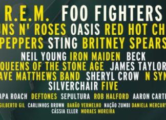Quando o Napster fez a festa no Rock In Rio