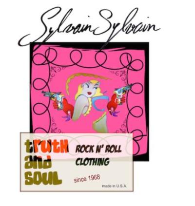 Sylvain Sylvain, um músico da moda