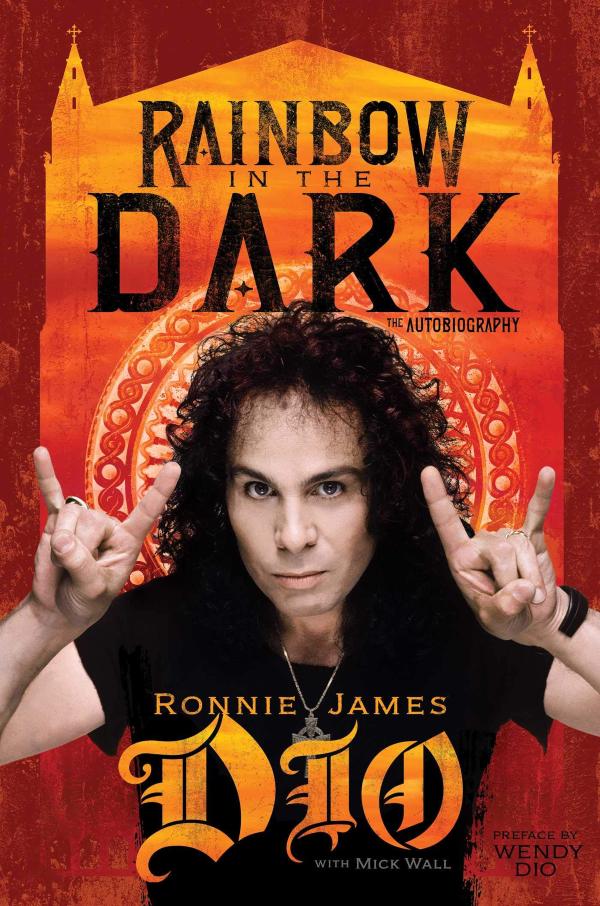 Tem autobiografia de Ronnie James Dio vindo aí