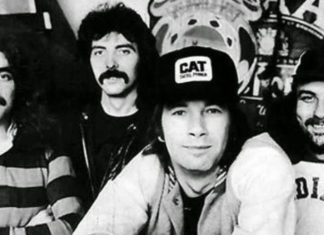 No tempo em que Dave Walker cantava no Black Sabbath