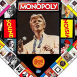 Saiu Monopoly do David Bowie