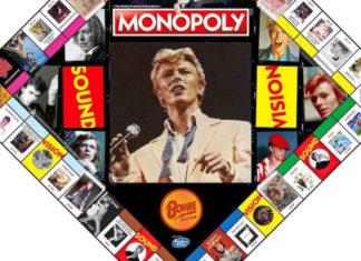 Saiu Monopoly do David Bowie
