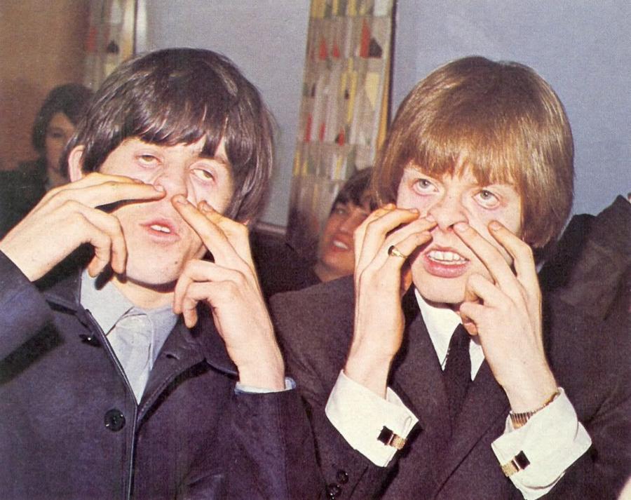 Memórias de Phelge, personagem misterioso da história dos Rolling Stones