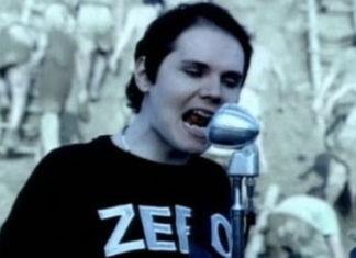 O rolê da camisa Zero de Billy Corgan (Smashing Pumpkins)