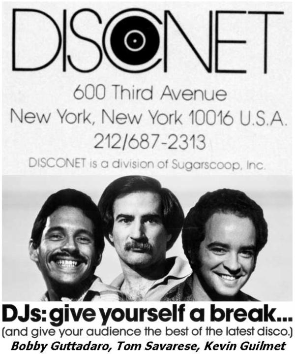 Disconet, a Netflix dos DJs