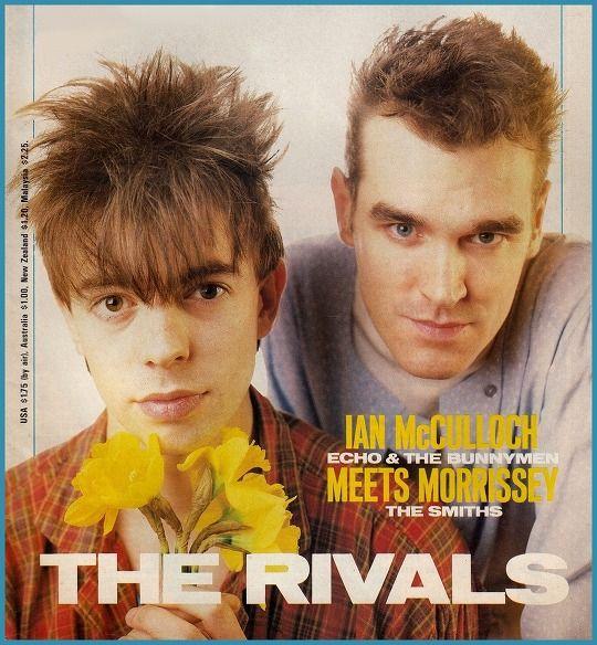 Ian McCulloch, Johnny Marr e o caso do disco que sumiu