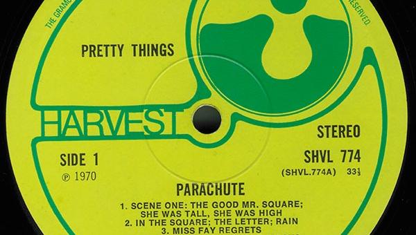 Parachute: quando os Pretty Things deram adeus ao sonho hippie