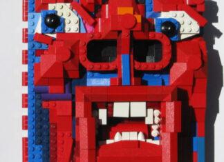 Vai um Lego do King Crimson aí?