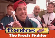 Quando jogavam Mentos nos Foo Fighters durante os shows