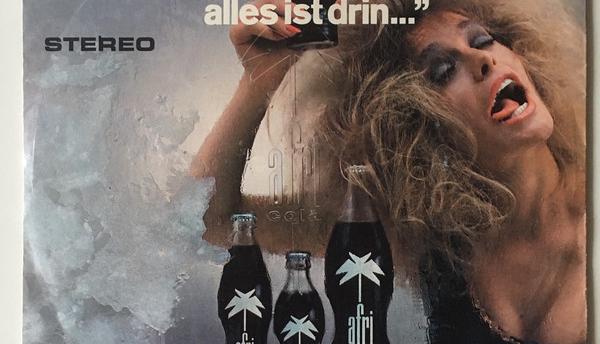 Música bizarra: quando lançaram a trilha dos comerciais da Afri-Cola em disco