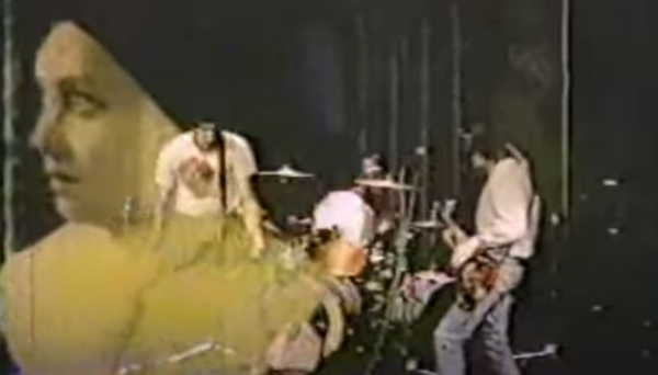 Nirvana psicodélico em 1990