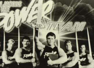 A porradaria cristã (!) do Power Team