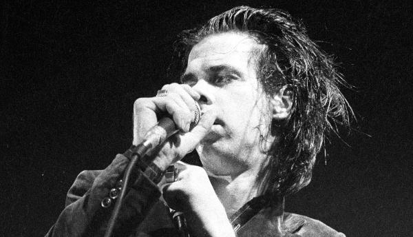 E o papel de parede erótico de Nick Cave continua à venda