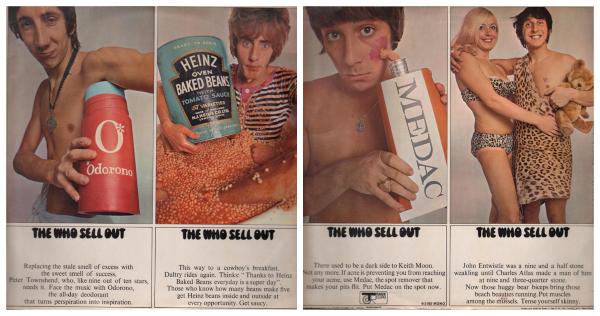 Várias coisas que você já sabia sobre The Who Sell Out, do Who