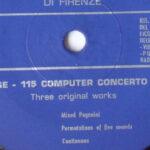 Parece Pac-Man, mas é música clássica feita no computador em 1967