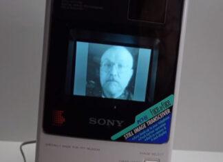 Que saudade do videofone da Sony