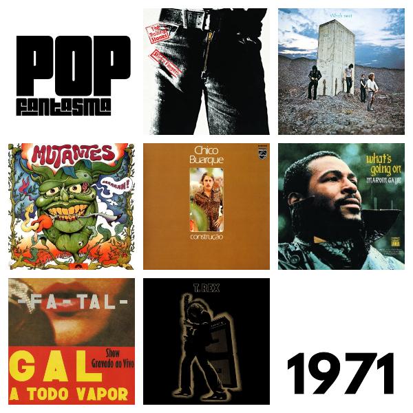 Por que a música de 1971 tem tanta magia?
