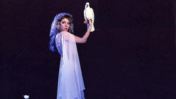 Há 40 anos, Stevie Nicks ficou maior que o Fleetwood Mac