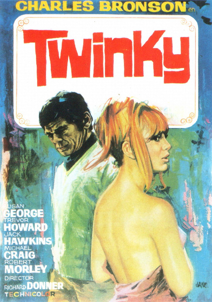 Twinky: o filme polêmico de Richard Donner