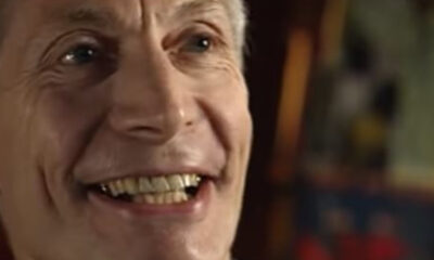 Charlie Watts, e aí, tu socou o Mick Jagger ou não?
