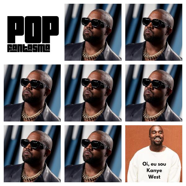 Kanye West, modéstia à parte