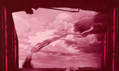Um tornado que foi parar em três capas de discos
