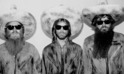 ZZ Top: cobras, búfalos e abutres no palco (!) em turnê