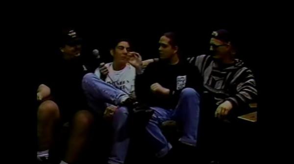 Deftones: união de pós-punk, reggae e The Cure (!) no começo, em 1992