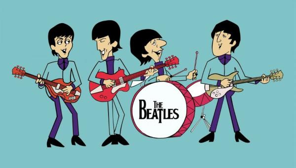 Rolou aniversário da série animada dos Beatles