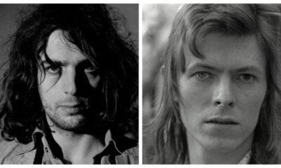 Quando Syd Barrett fez resenha de David Bowie