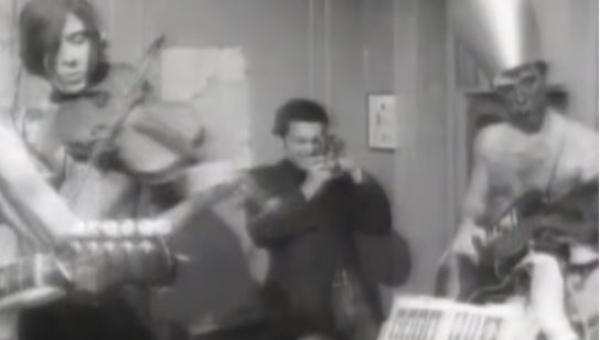 Velvet Underground na TV em 1965