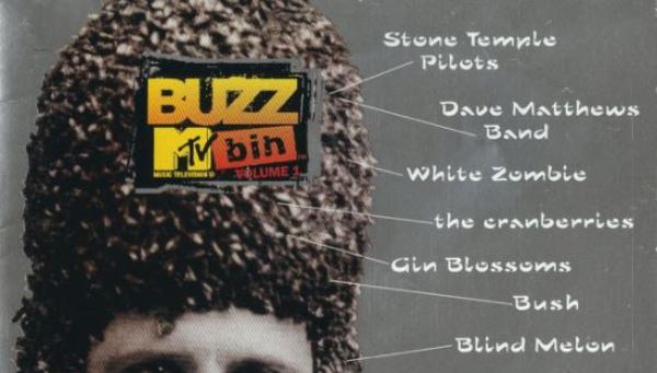 Quando o Buzz Bin da MTV decidia o que era legal ver