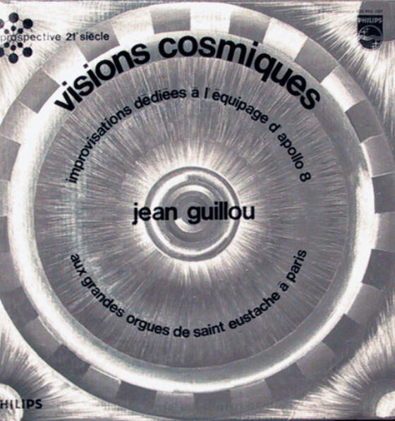 Jean Guillou: psicodelia aterrorizante numa viagem espacial no órgão clássico