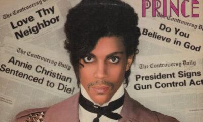 Tem aniversário de Controversy, do Prince, vindo aí!