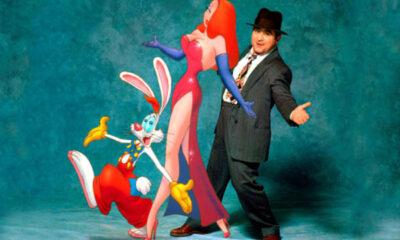 Um canal de vídeos mostra como foi que Roger Rabbit uniu desenho e vida real