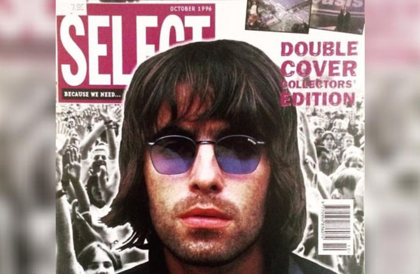 Digitalizaram a coleção da revista Select