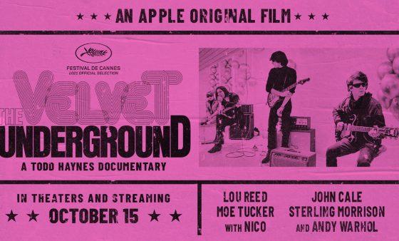 O que você vai ver no documentário sobre o Velvet Underground